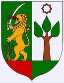 Baktalórántháza címere